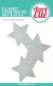 Bilde av Avery Elle Three Stars Die