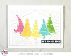 Bilde av Avery Elle Quirky Christmas Die