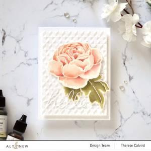 Bilde av Altenew Angled Mosaic 3D Embossing Folder