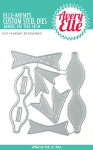 Bilde av Avery Elle Wonky 3D Bow Die