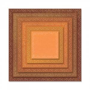 Bilde av Sizzix Framelits Stitched Squares dies