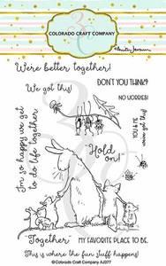 Bilde av 3C/ Anita Jeram - Better Together stamp set
