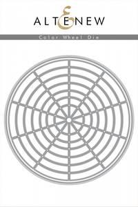 Bilde av Altenew Color Wheel Die Set