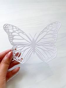 Bilde av The Ton Monarch Butterfly Layering Dies