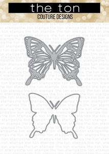 Bilde av The Ton Swallowtail Butterfly Layering Dies