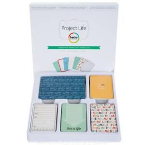 Bilde av Project Life Jade Edition Core Kit