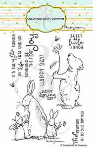 Bilde av 3C/ Anita Jeram - Happy Day! stamp set