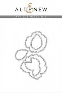 Bilde av Altenew Antique Roses Die Set