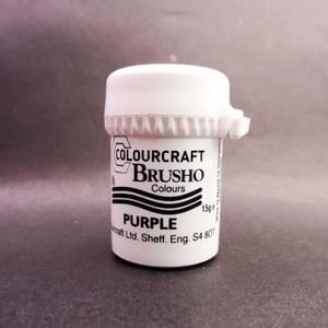 Bilde av Colourcraft Brusho Purple