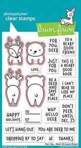 Bilde av Lawn Fawn For You, Deer Add-On Dies