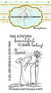 Bilde av 3C/ Anita Jeram - Be Creative stamp set