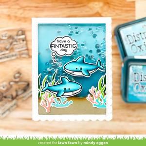 Bilde av Lawn Fawn Duh-Nuh Flip-Flop Stamp Set