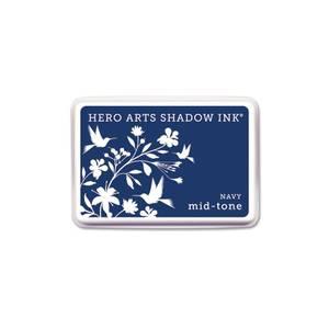 Bilde av Hero Arts Navy Mid-Tone Shadow Ink