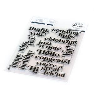 Bilde av Pinkfresh Studio Perfect Sentiments bundle