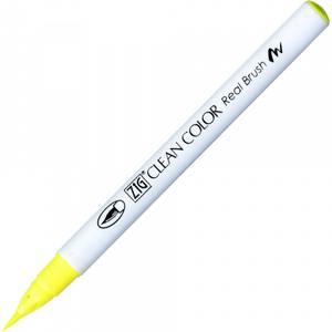 Bilde av Zig Clean Color Real Brush 001 Fluorescent Yellow