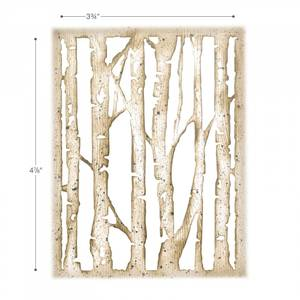 Bilde av Sizzix Thinlits Branched Birch die