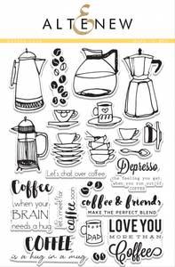 Bilde av Altenew Coffee Love Die Set