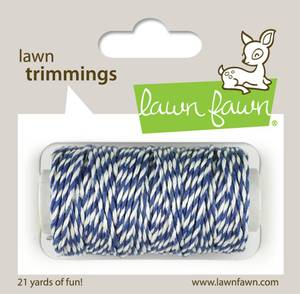 Bilde av Lawn Fawn Blue Jay Single cord