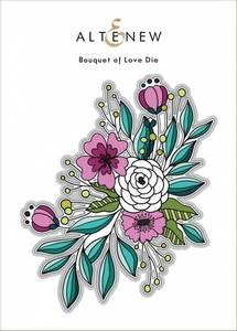 Bilde av Altenew Bouquet of Love Die