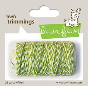 Bilde av Lawn Fawn Lime Single cord