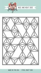 Bilde av Neat & Tangled Modern Triangle Cover Plate Die