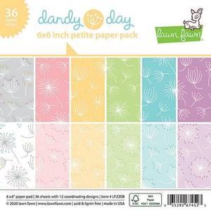 Bilde av Lawn Fawn Dandy Day Petite Paper Pack
