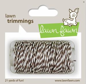 Bilde av Lawn Fawn Hot Cocoa Single cord