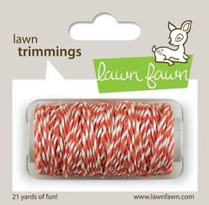 Bilde av Lawn Fawn Coral Single cord