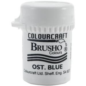 Bilde av Colourcraft Brusho Ost. Blue
