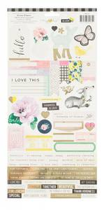 Bilde av Crate Paper Maggie Holmes Bloom Sticker Sheet