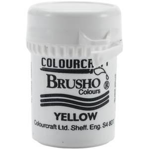 Bilde av Colourcraft Brusho Yellow