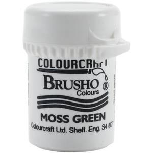 Bilde av Colourcraft Brusho Moss Green