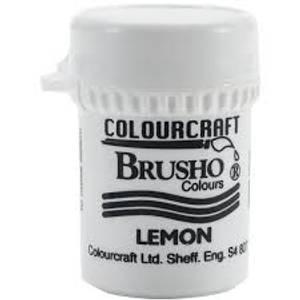 Bilde av Colourcraft Brusho Lemon