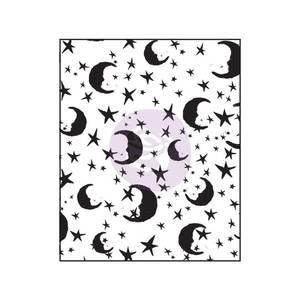 Bilde av Prima Bedtime Story Moons and Stars Clear Stamps