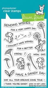 Bilde av Lawn Fawn Dandy Day Stamp Set