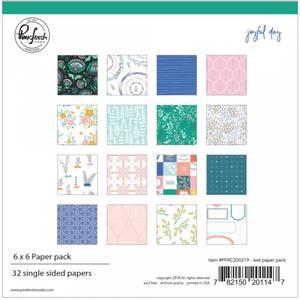 Bilde av Pinkfresh Studio Joyful Day Paper Pack