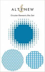 Bilde av Altenew Circular Elements Die Set