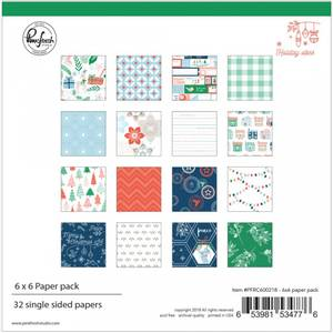 Bilde av Pinkfresh Studio Holiday Vibes Paper Pack