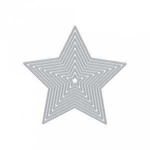 Bilde av Hero Arts 5-Point Stars Infinity Dies