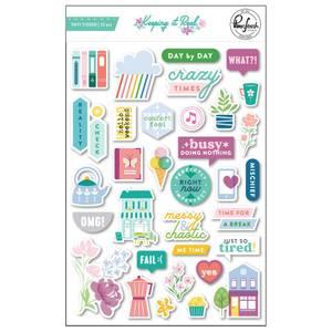 Bilde av Pinkfresh Studio Keeping if Real Puffy Stickers