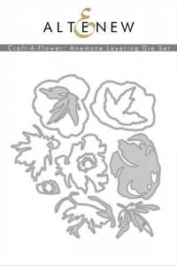 Bilde av Altenew Craft-A-Flower: Anemone Layering Die Set