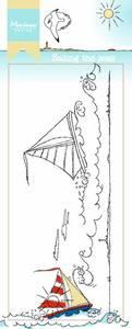 Bilde av Marianne Design Sailing the Seas Stamp