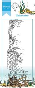 Bilde av Marianne Design Underwater Stamp