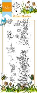 Bilde av Marianne Design Flower Meadow Stamp
