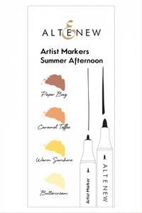 Bilde av Altenew Artist Markers Summer Afternoon Set