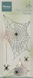 Bilde av Marianne Design Spider Web Stamp