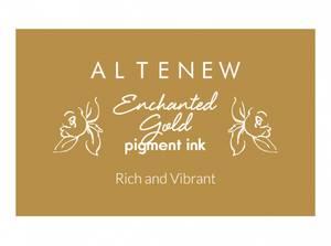 Bilde av Altenew Enchanted Gold Pigment Ink