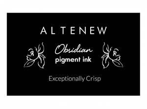 Bilde av Altenew Obsidian Pigment Ink