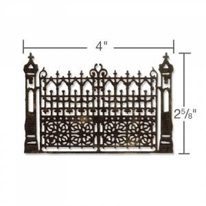 Bilde av Sizzix Thinlits Gothic Gate die