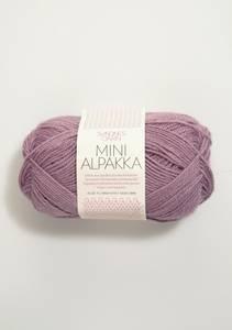 Bilde av Mini Alpakka 4622 Lys lyng
